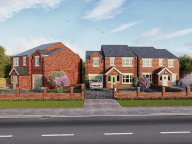 Melton View development