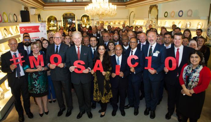 Mosaic 10th Anniversary