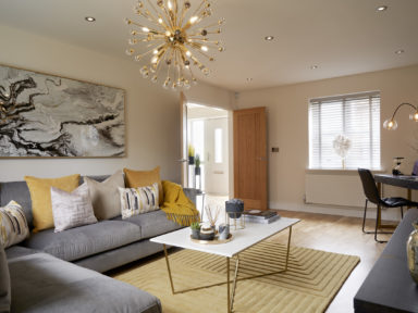 Finningley Court showhome